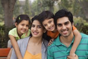 photo of family