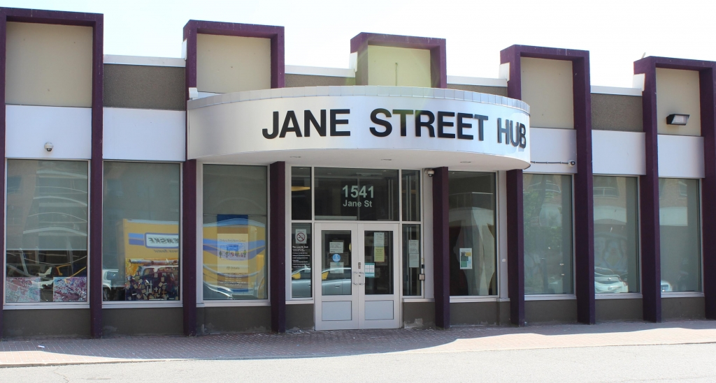 photo of Jane St. Hub