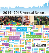 Annual Report 2014-2015 Cover